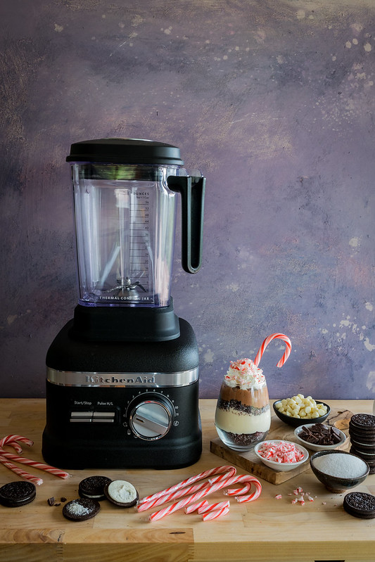 the ProLine® Series Blender that we used to make the entire parfait