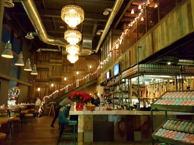Jamie's Italian Yorkdale interior