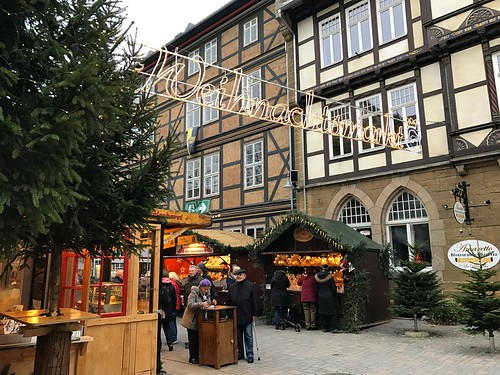 Goslar Christmas market Germany 39