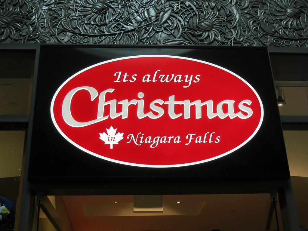 its always christmas in niagara falls by jimbob_malone - Always Christmas