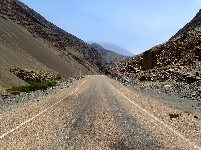 Camino a Yuracmarca.