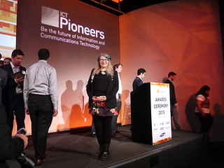 EPSRC UK ICT Pioneers finals, 2015 | by Rain Rabbit