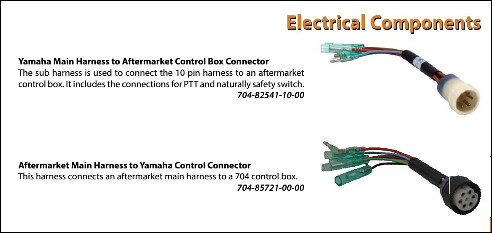 F25ESH Wire harness - Yamaha Outboard Parts Forum on