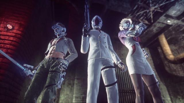 Let It Die, PS4