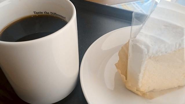 タリーズ 豆乳シフォンケーキ
