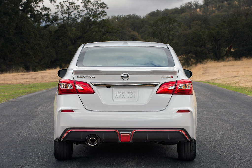 2017 Nissan Sentra Nismo The 2017 Sentra Nismo Is The Late Flickr