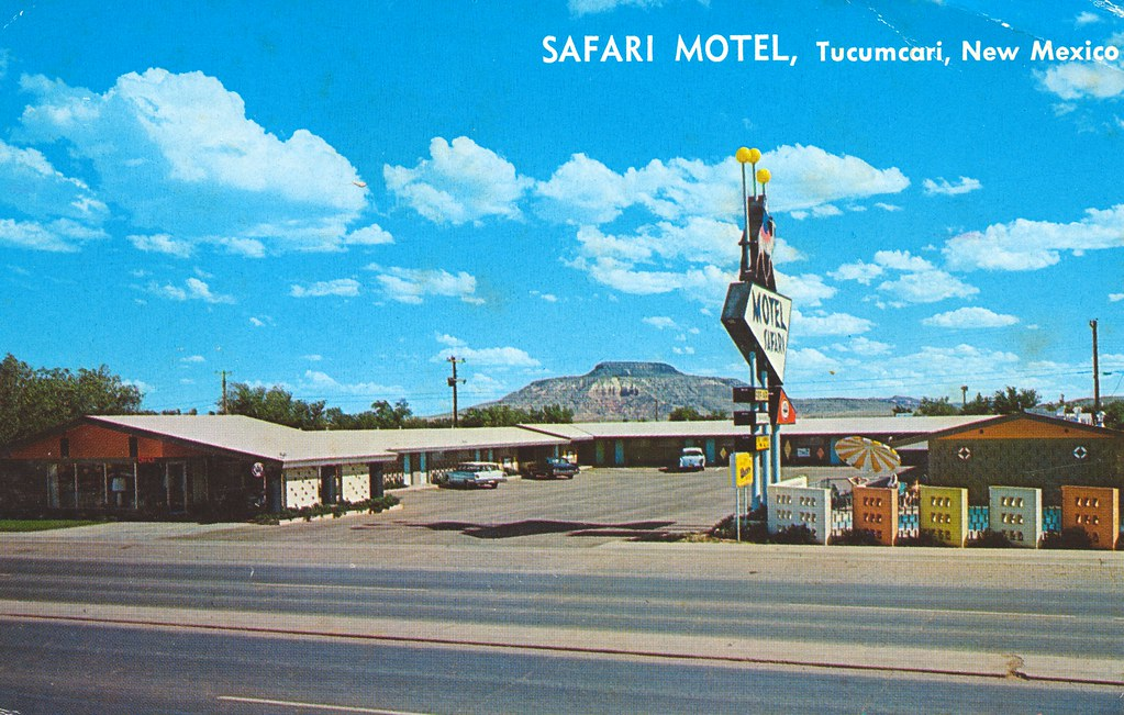 Safari Motel - Tucumcari, New Mexico