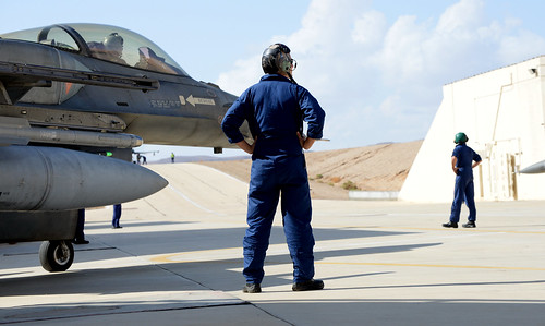 On high alert | by Israeli Air Force