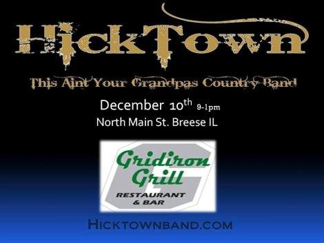 HickTown 12-10-16