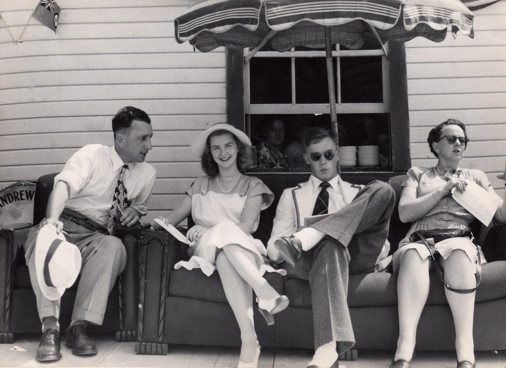 barbara ann scott attends 1947 lumbermen s picnic the 1947 flickr