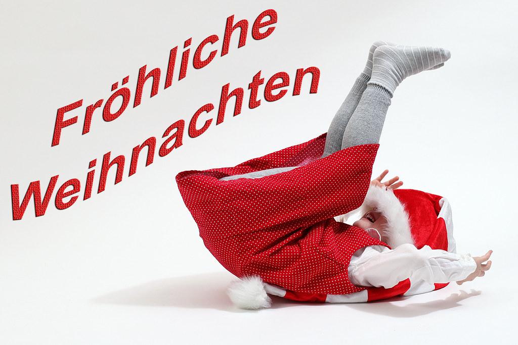 Fröhliche Weihnachten | wünsche ich auf diesem Wege meinen F… | Flickr