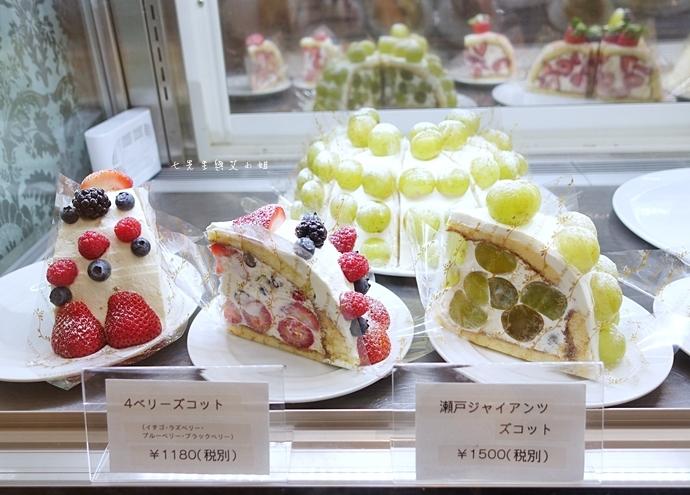 12 果實園 日本美食 日本旅遊 東京美食 東京旅遊 日本甜點