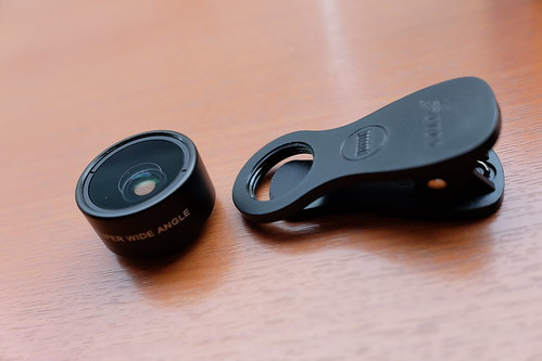 detachable Seneo clip-on conversion lens 09