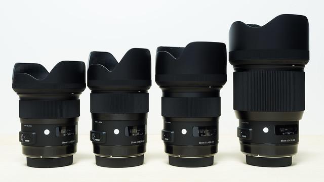 20161117_05_SIGMA DG ART Prime Lenses