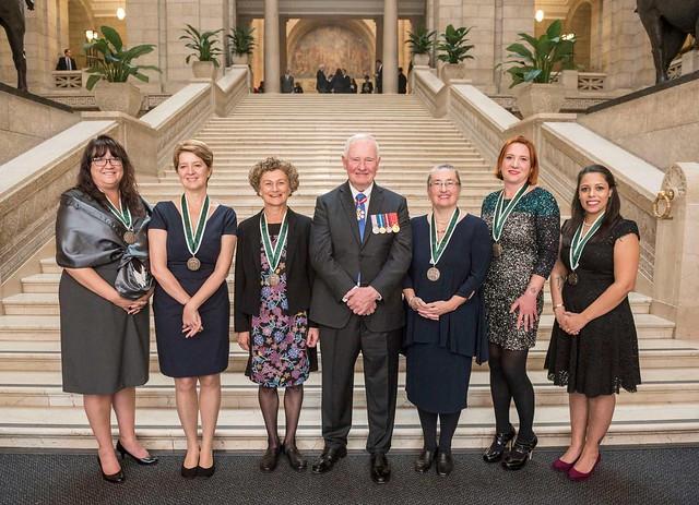 Cecilia Benoit 2016 Governor General's Award