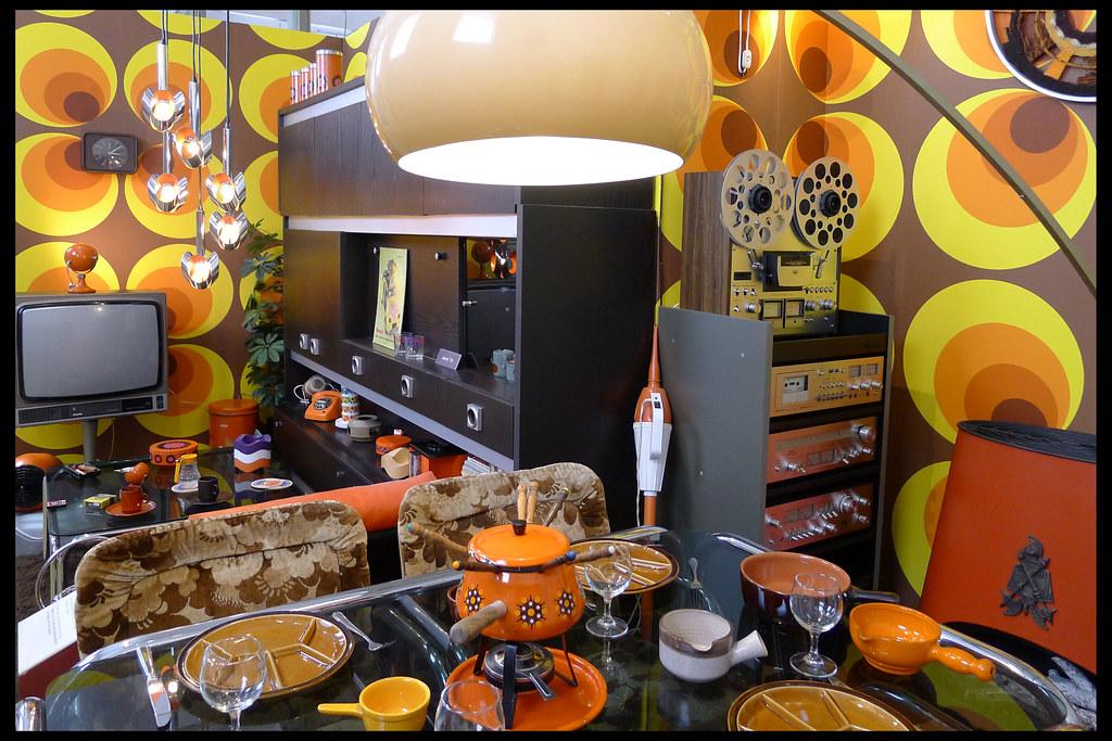 nederlands jaren 70 interieur 01 museum vd 20e eeuw hoorn 2016 by klaas5