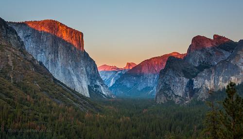 Last Light Yosemite I Have Enjoyed Exploring Yosemite