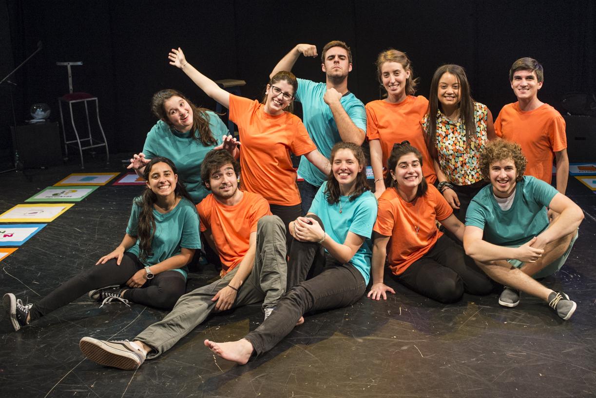 """Muestra de Teatro """"Improludens"""" - diciembre 2015"""