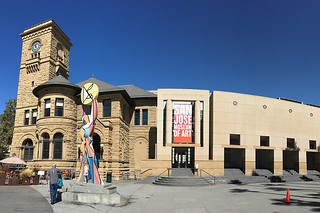 San Jose Museum of Art - Facade