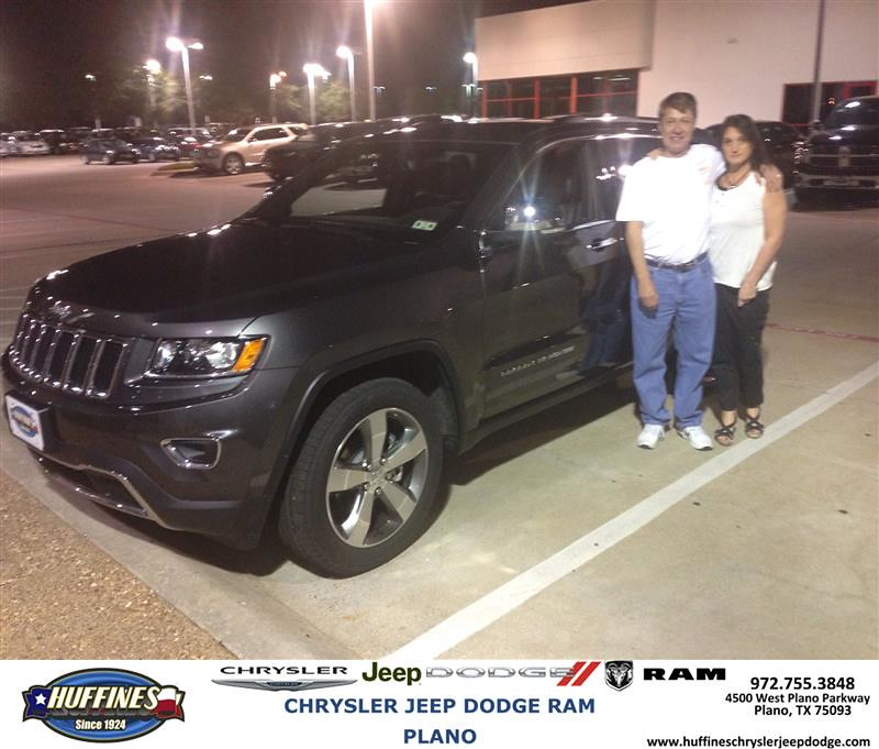 ... #HappyAnniversary To Brian And Your 0 # # From Billy Bolding At Huffines  Chrysler Jeep