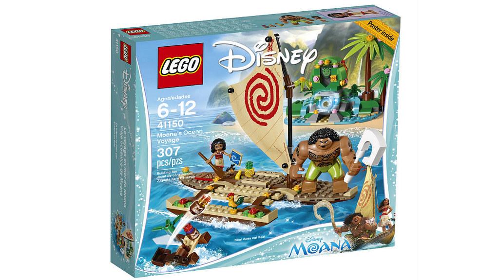 LEGO Disney 41150 - Moana's Ocean Voyage