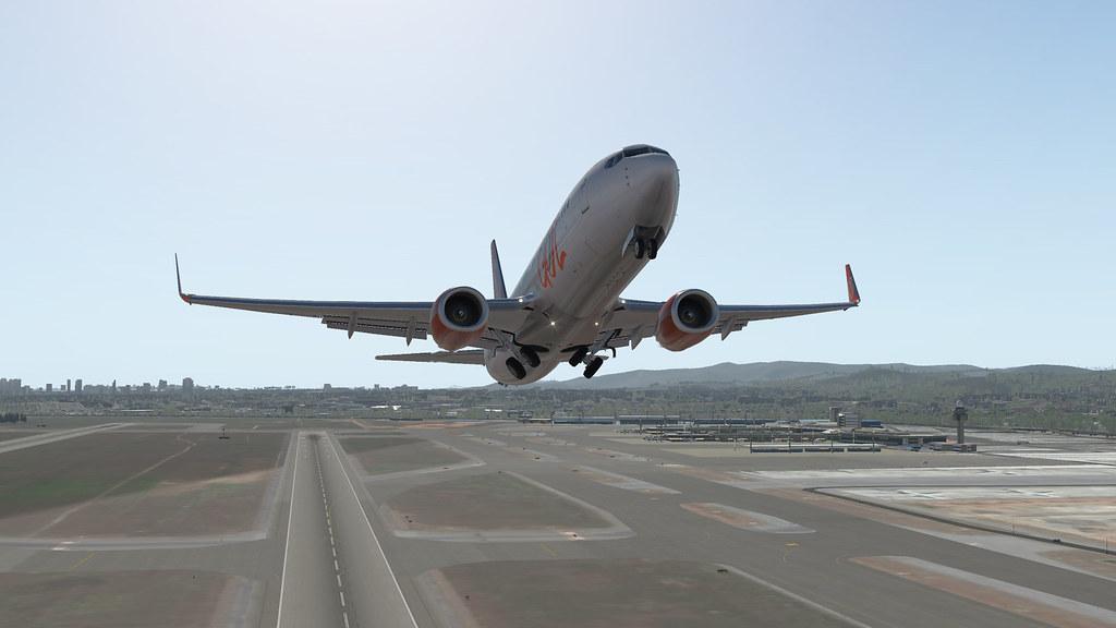 737-800 GOL X-plane 11 31179984232_90c59d3786_b