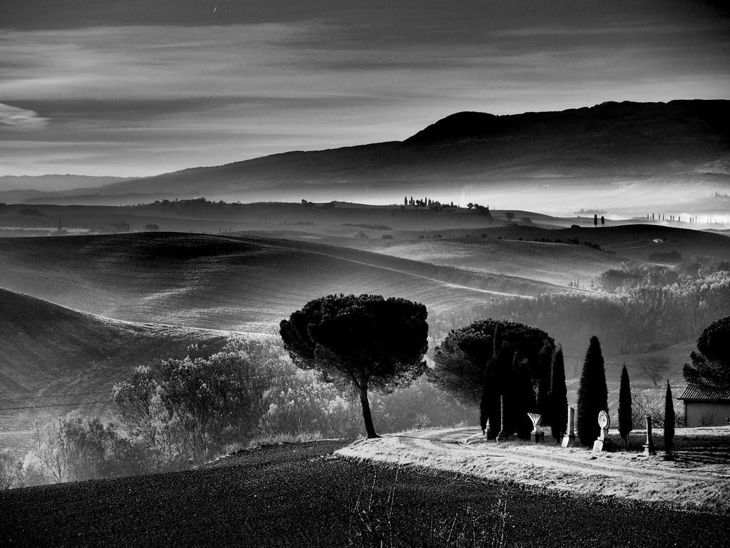 Val d'Orcia 2016 - Toscana