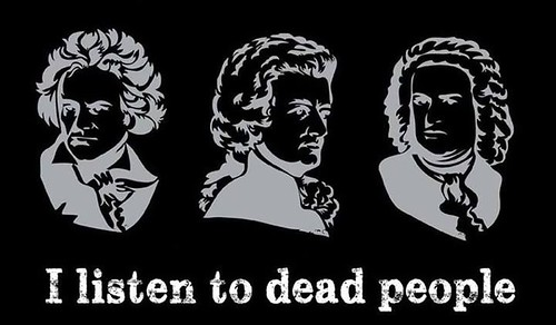 I Listen To Dead People