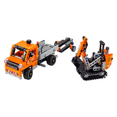 LEGO Technic 42060 Roadwork Crew