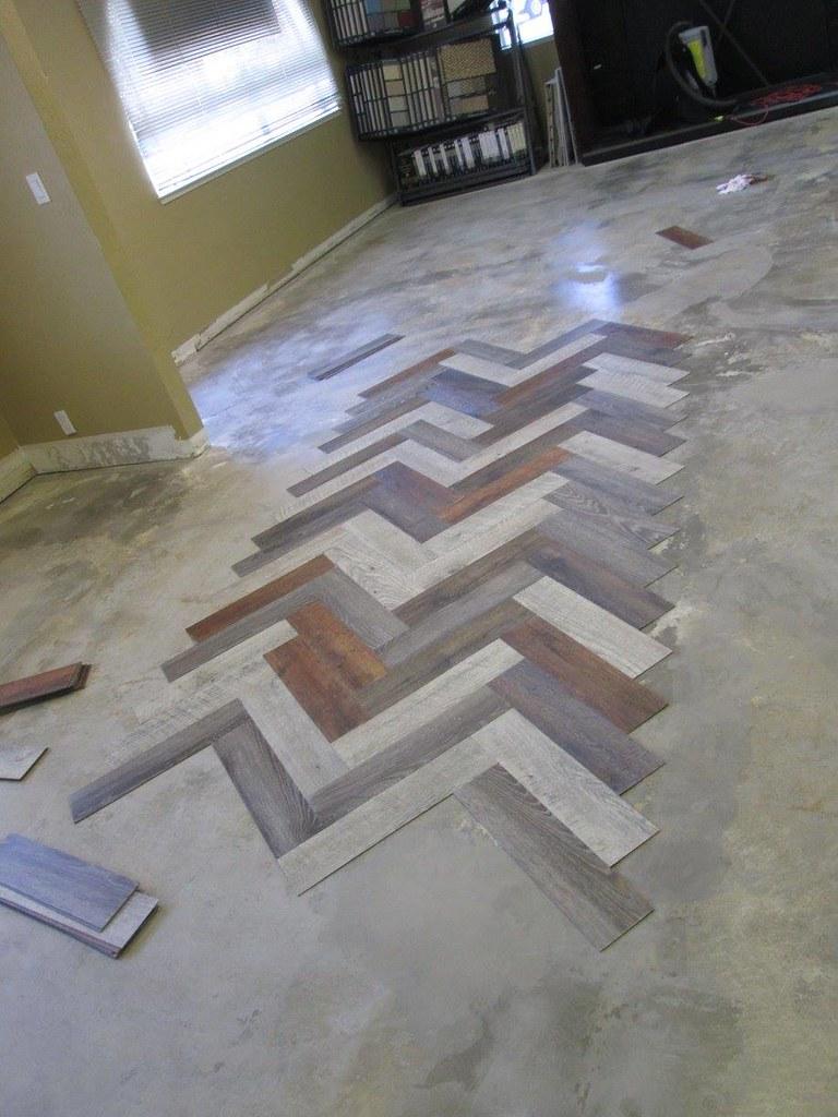 Slaughterbeckfloors New SBF Showroom Floor