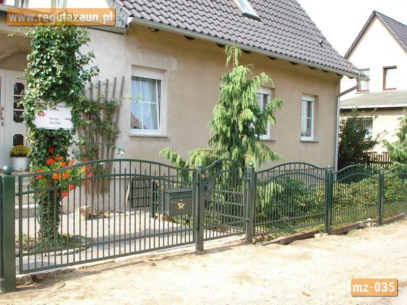 Zaun Aus Polen Holz Regulazaun Pl Der Zaun Ist Ein Markenz Flickr