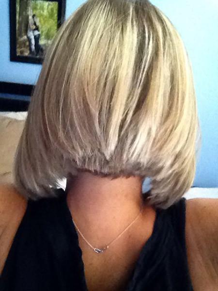 Short Hairstyle With Longer Front | via Hairstyles Ideas ift… | Flickr