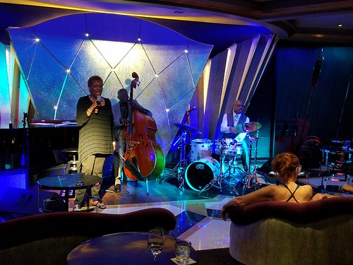 Jazz Club on Harmony of the Seas | by CruiseSource.us