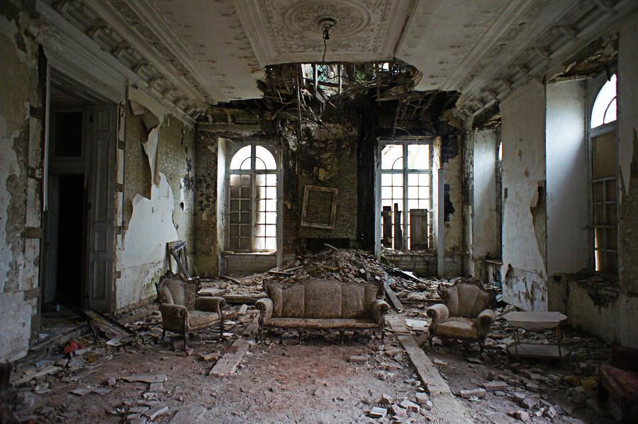 The Decadence Room