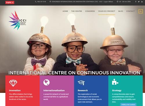 Congreso Internacional en Innovación Continua CIIC - ICCI Bilbao
