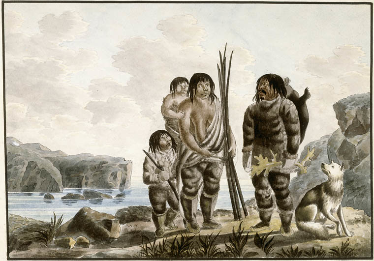 Inuit - Religion of Ancient Origin - LibGuides at Mount St ...