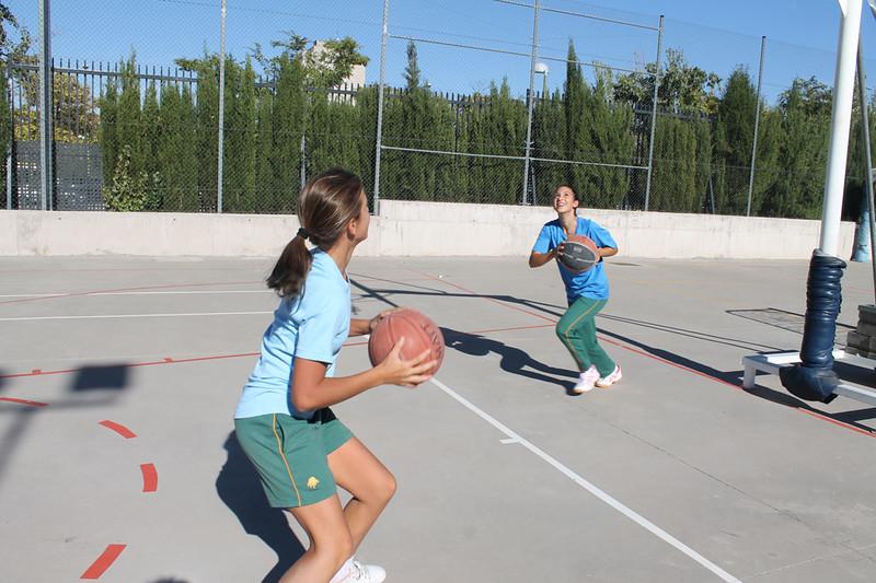 Deportes en Secundaria