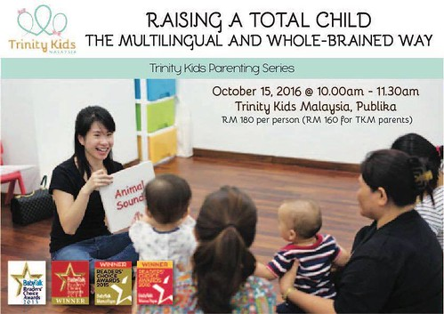 Trinity Kids Events - Raising a Total Child