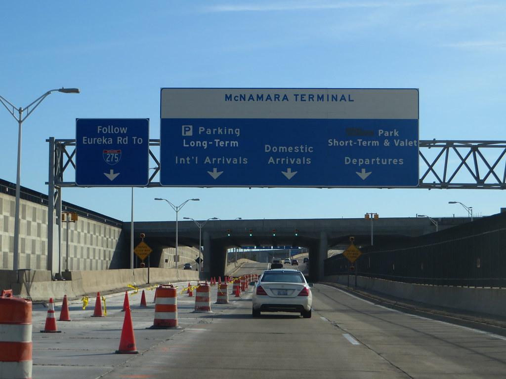 McNamara Terminal Detroit Metropolitan Wayne County Airpo Flickr
