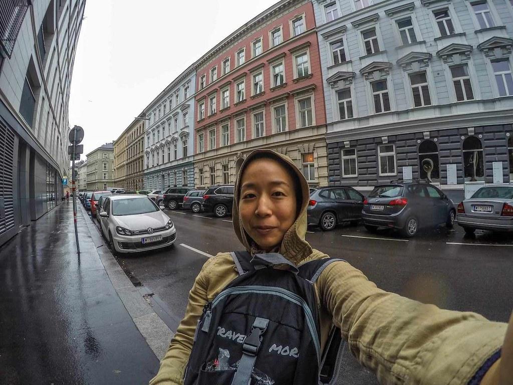 Vienna selfie 1