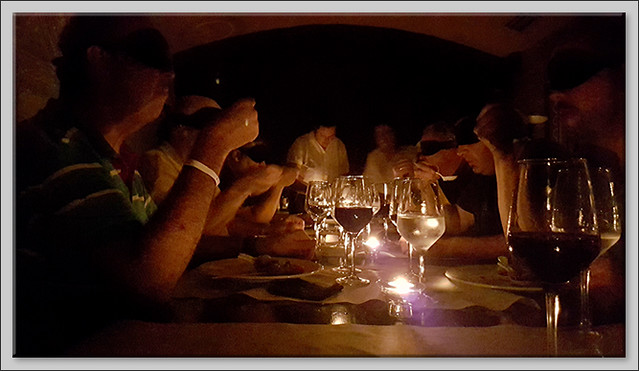 Cena a ciegas en Calahorra (3)