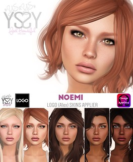 *YS&YS* Noemi applier for Logo Alex Head | by Monicuzza Babenco *YS&YS*