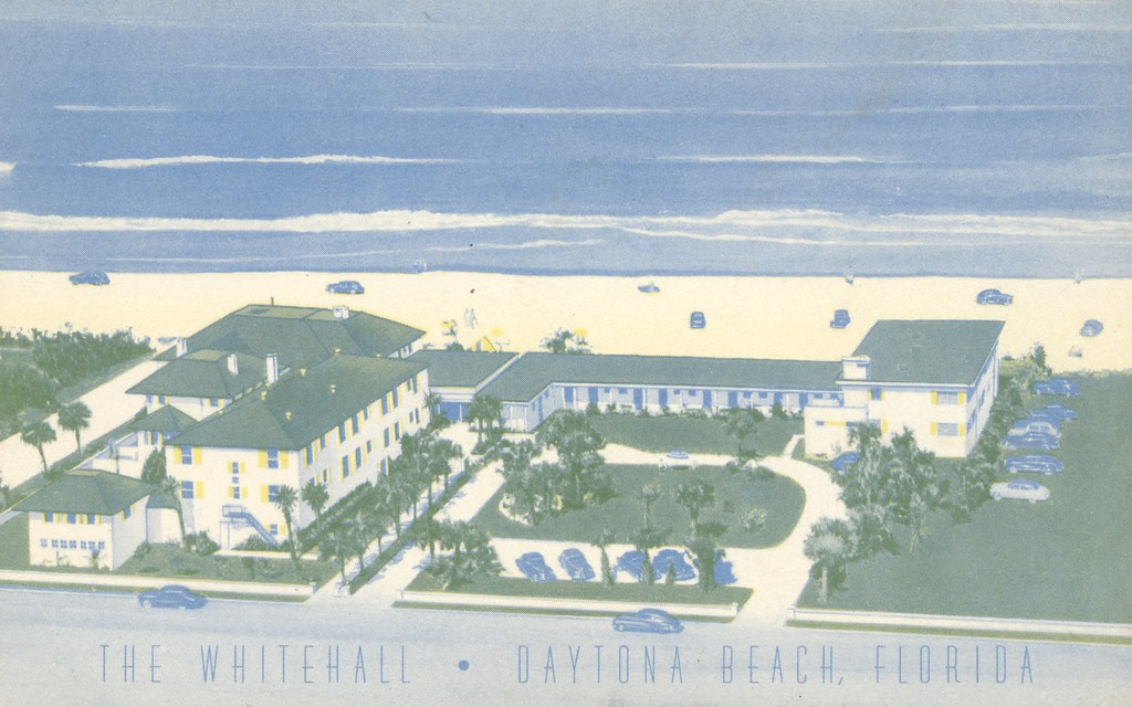 The Whitehall - Daytona Beach, Florida