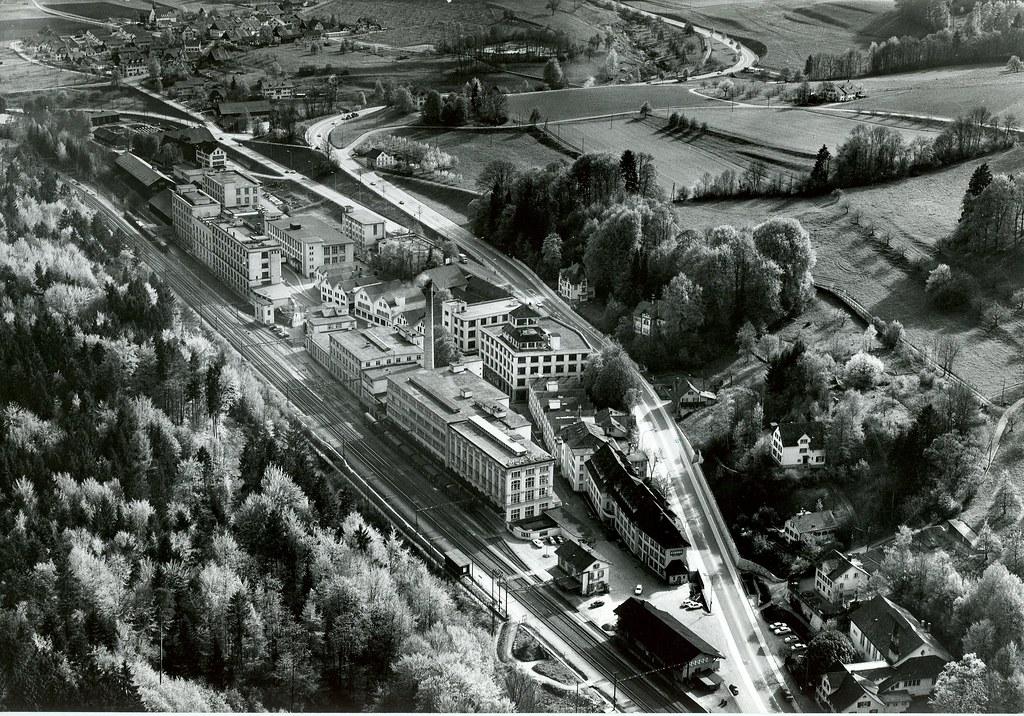 Maggi Factory Kemptthal CH 1950