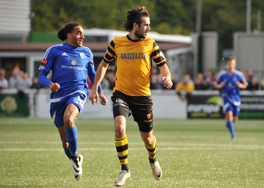 Maidstone United v Billericay Town 067