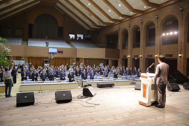2016 추계 성서침례교회 전국 목회자 친교회