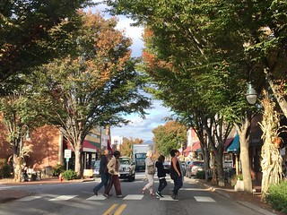 crossing Main Street in Waynesville | by Joe in DC