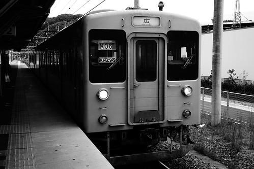 Takehara Station on NOV 23, 2016 (5)