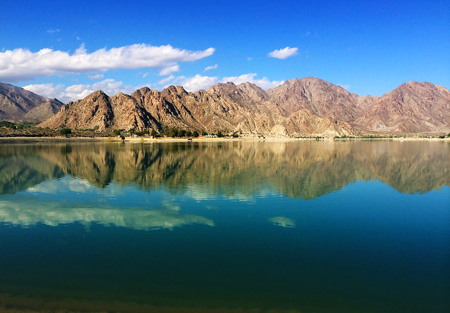Best Autumn Hikes In California: Lake Cahuilla, Southern California