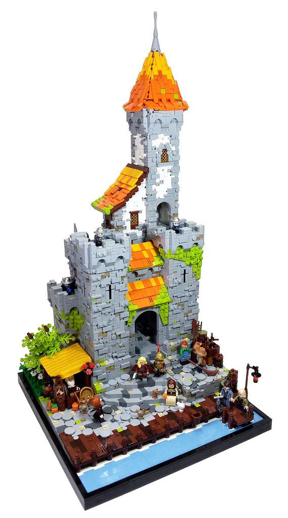 LEGO château